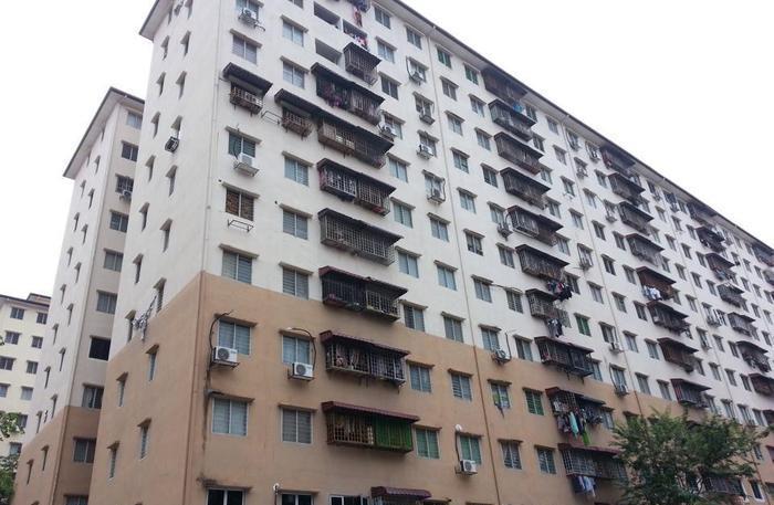 Desa Satu Apartment For Rent
