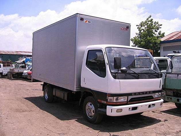 Lorry For Rent Sentul