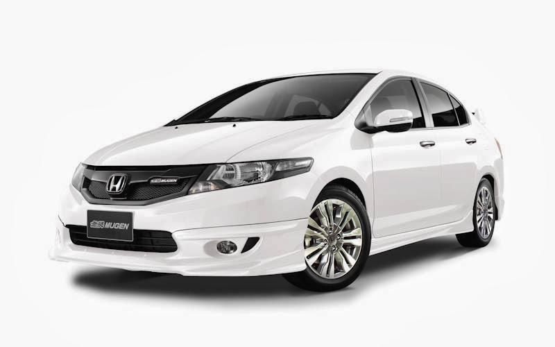 2008 Honda City 1.5 (A) Mugen Edition