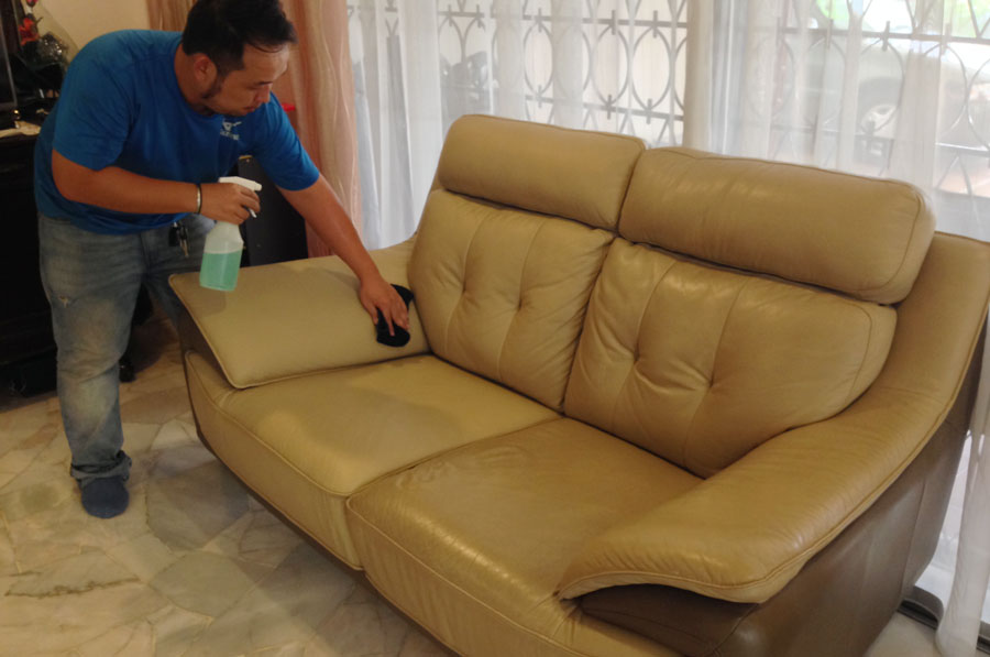 Sofa Cleaning Services Setapak