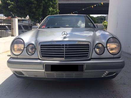 Mercedes Benz E280 2.8 (A)
