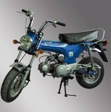 Motorcycle Honda Dax / Chaly / Monkey