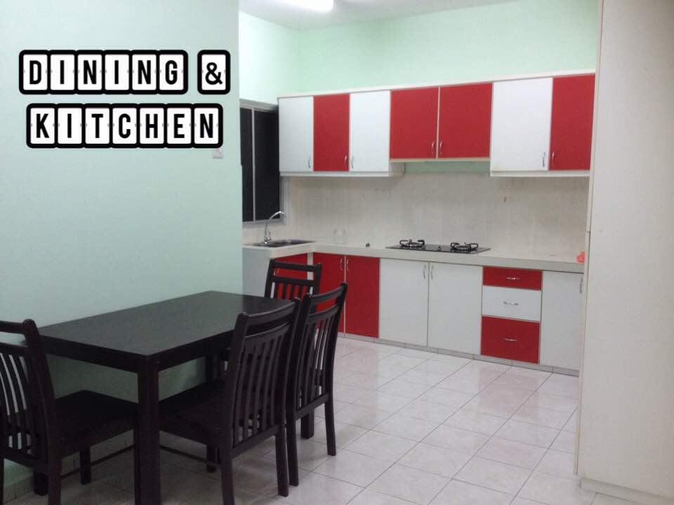 PV3 Setapak Condo For Rent