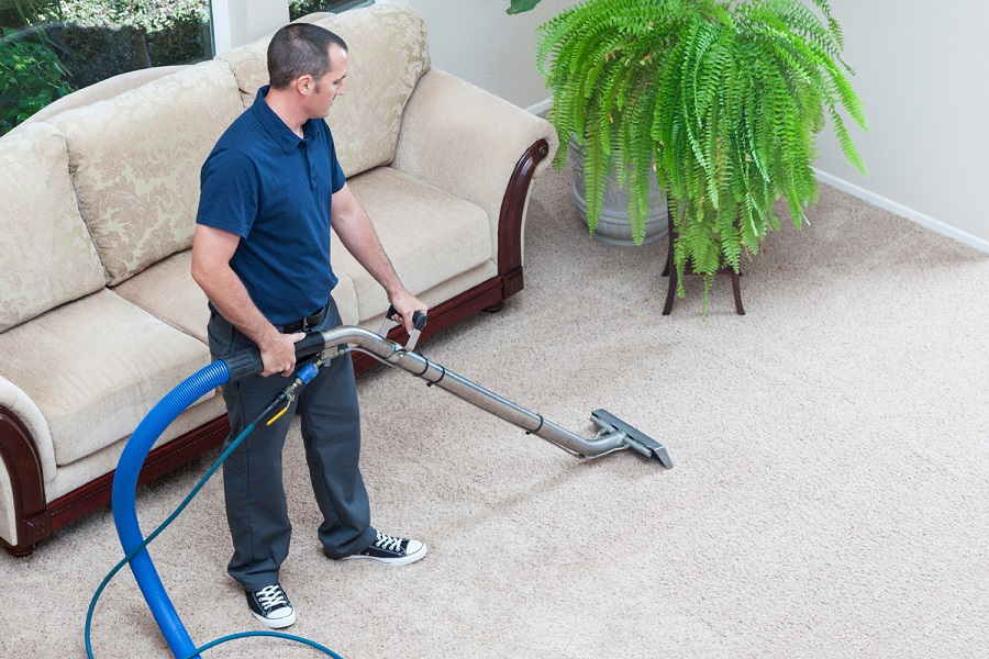 Carpet Cleaning Service Petaling Jaya