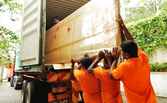 Mover in PJ Subang KL