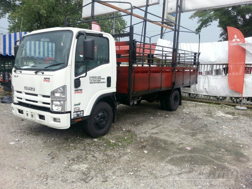 Lorry For Rent Setapak