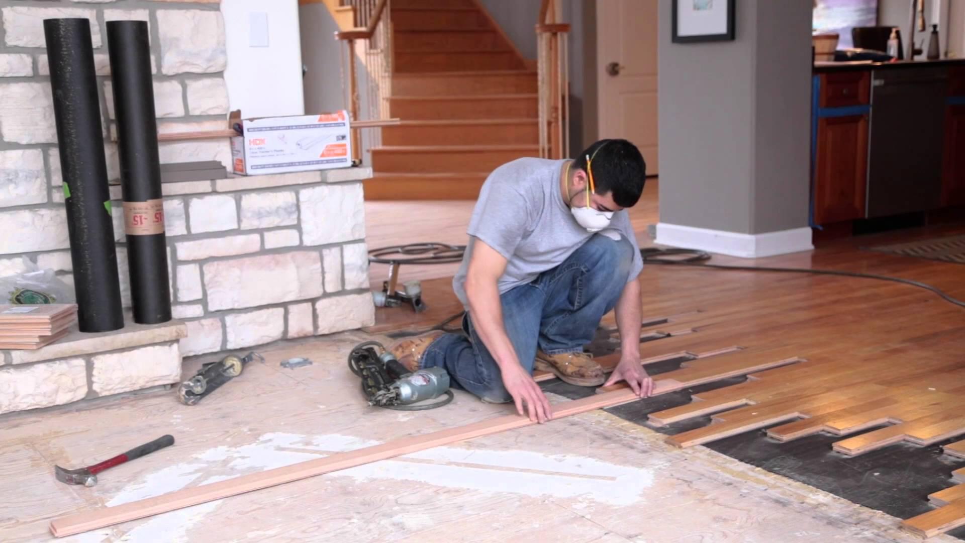 Wooden Flooring Service KL