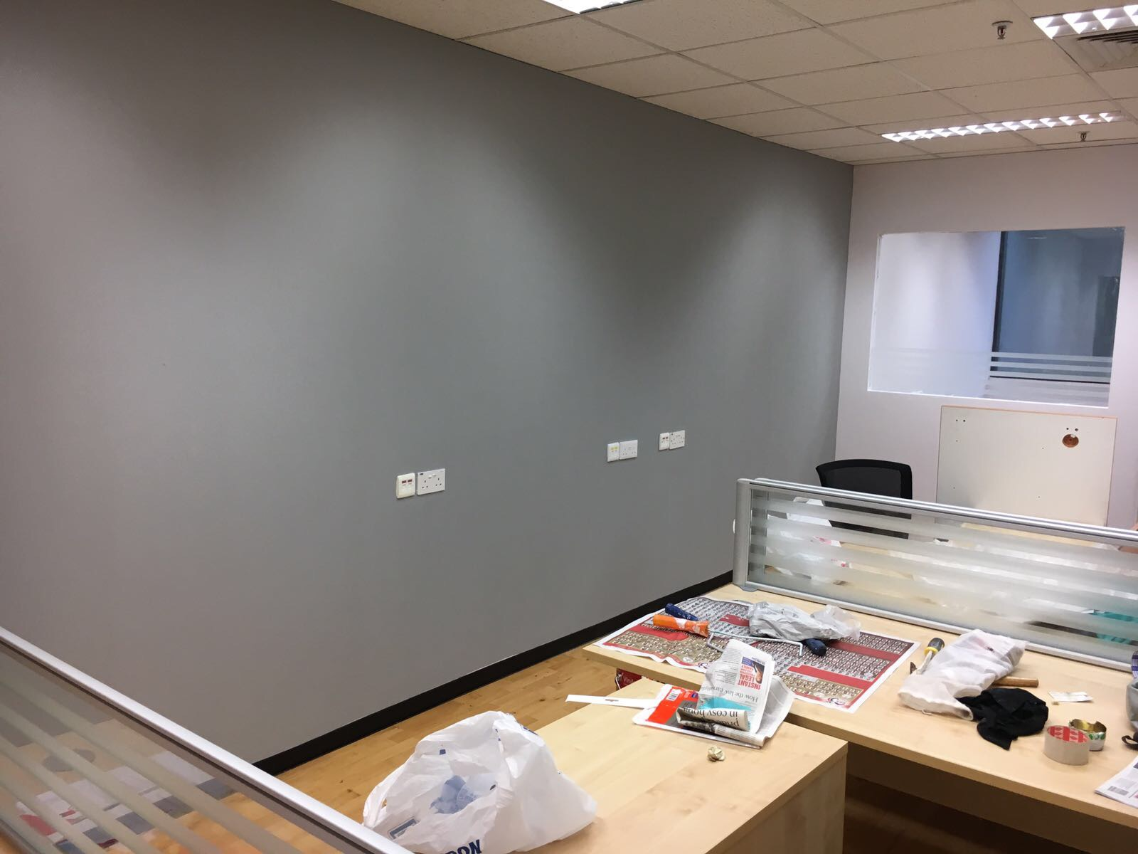 Wall Painting Service Singapore