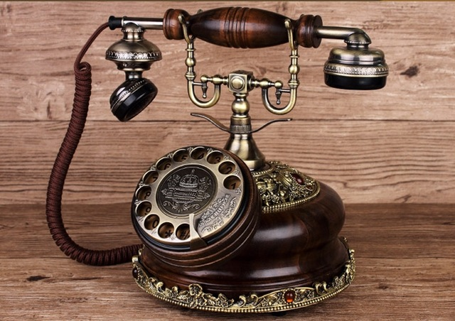 Vintage Table Telephone For Sale
