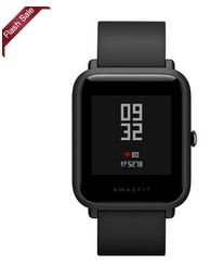 Original Xiaomi Huami AMAZFIT Smartwatch  –  CHINESE VERSION  BLACK