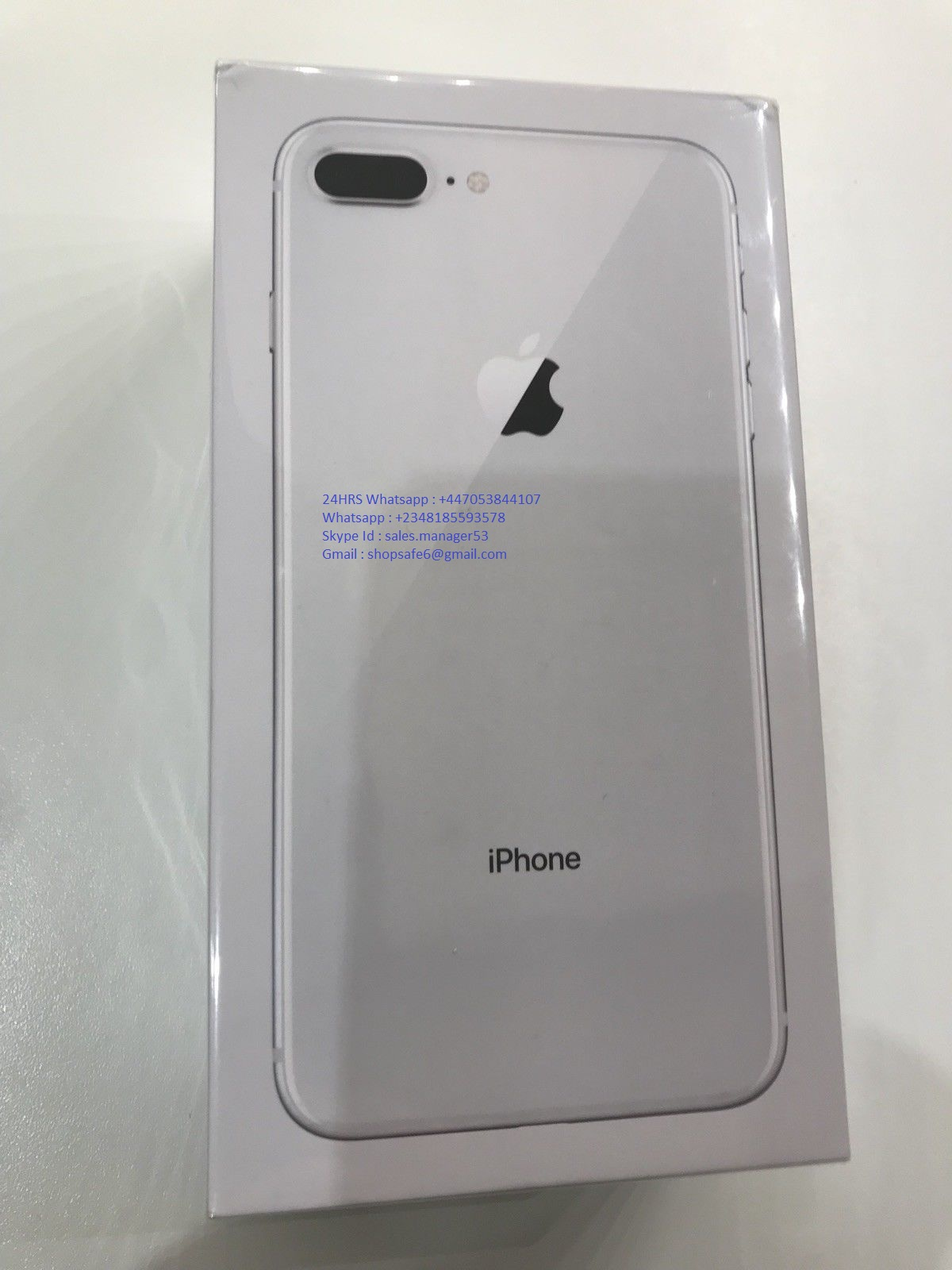Xmas Bonanza Apple iPhone 8 256GB/Apple iPhone 8 Plus 256GB $500