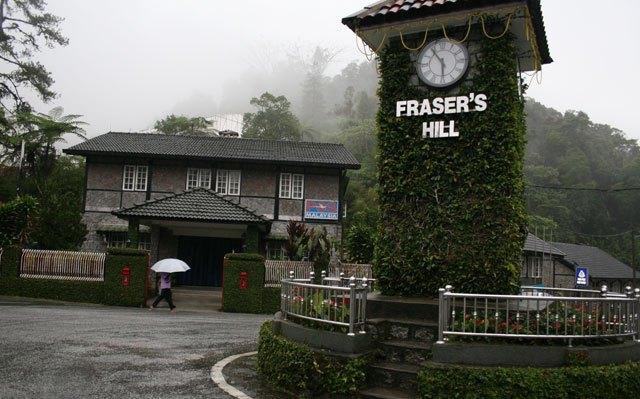 Fraser Hill Hotel