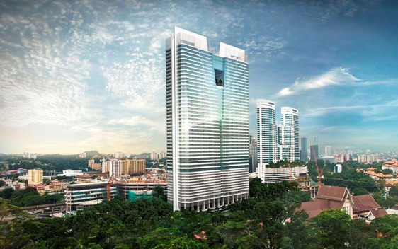 KL Sentral Corporate Office For Rent -Q Sentral