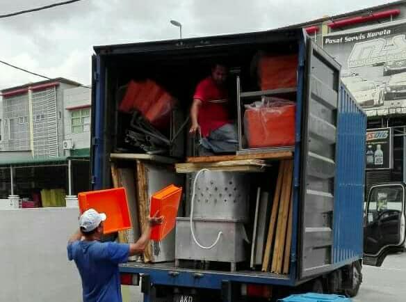 Khidmat Lori Sewa pindah Rumah di Ipoh Perak 0173000382