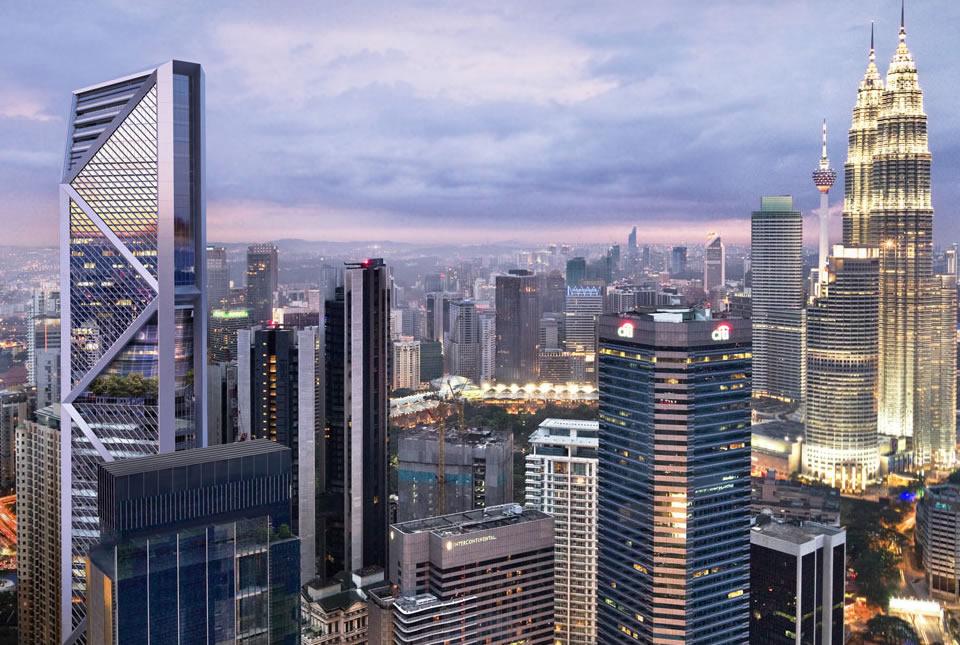 吉隆坡双子塔高级公寓