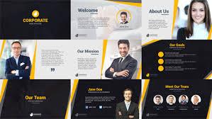 Company Profile Design/ Effective Business Proposal/ Business Brochure Design/ Professional Presentation Slides Design Voice Over