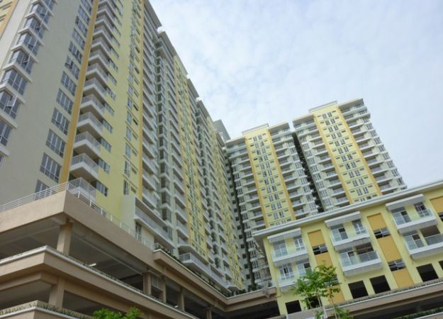 PV13 Condo Setapak For Rent