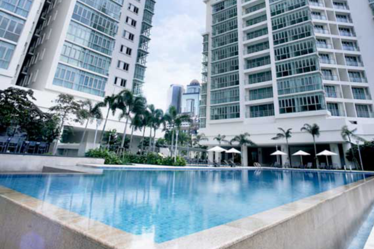 Marc Residence KLCC For Rent