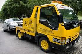 Towing Service Bangi