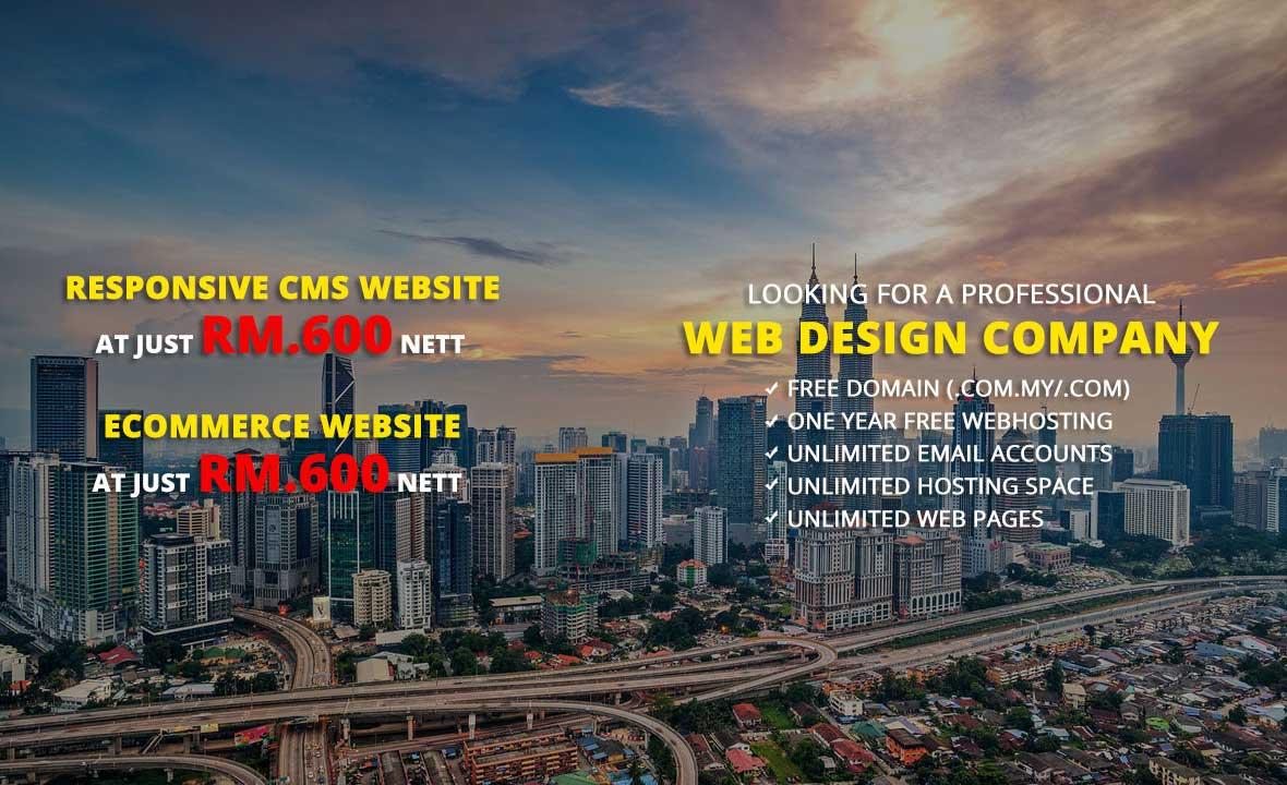 Web Design Company Malaysia