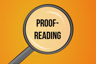Proof Reading Service KL