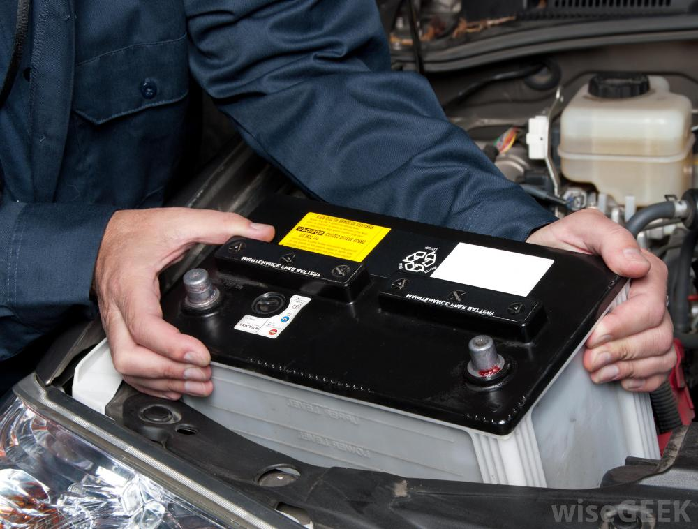 Car Battery Kajang
