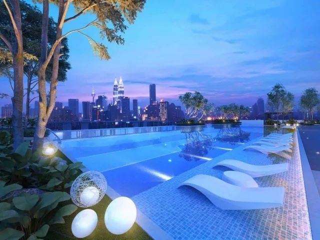 吉隆坡中环公馆,KL sentral suites