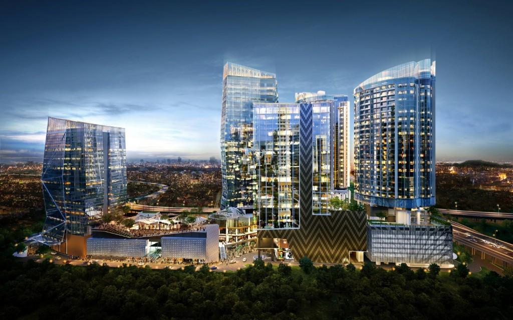 Damansara City  白沙罗城公寓
