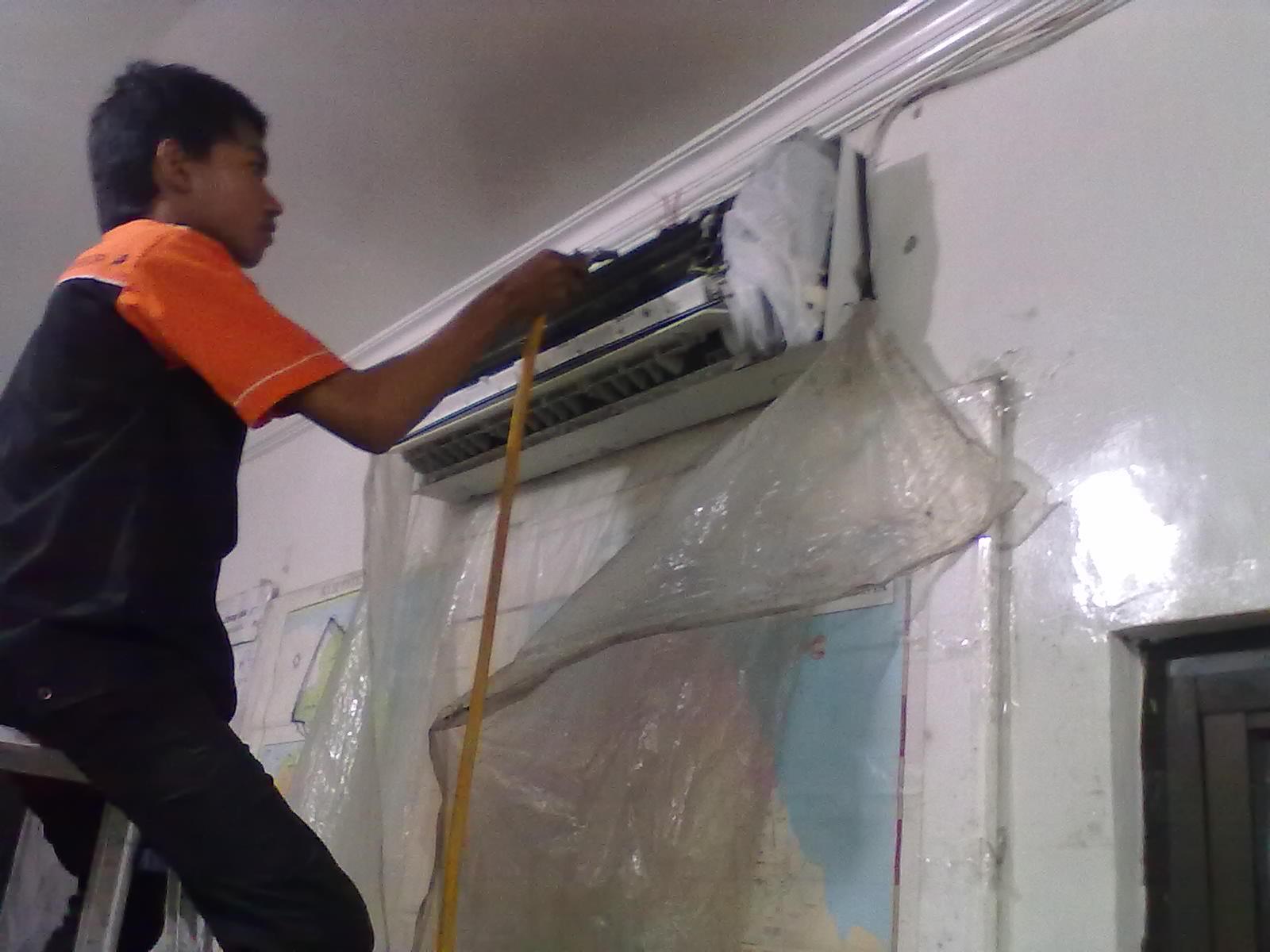 Servis Aircond Rumah Murah