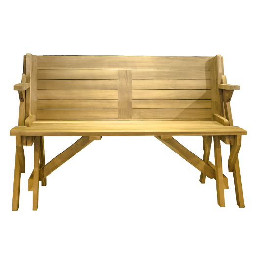 teak magic bench – majesteak