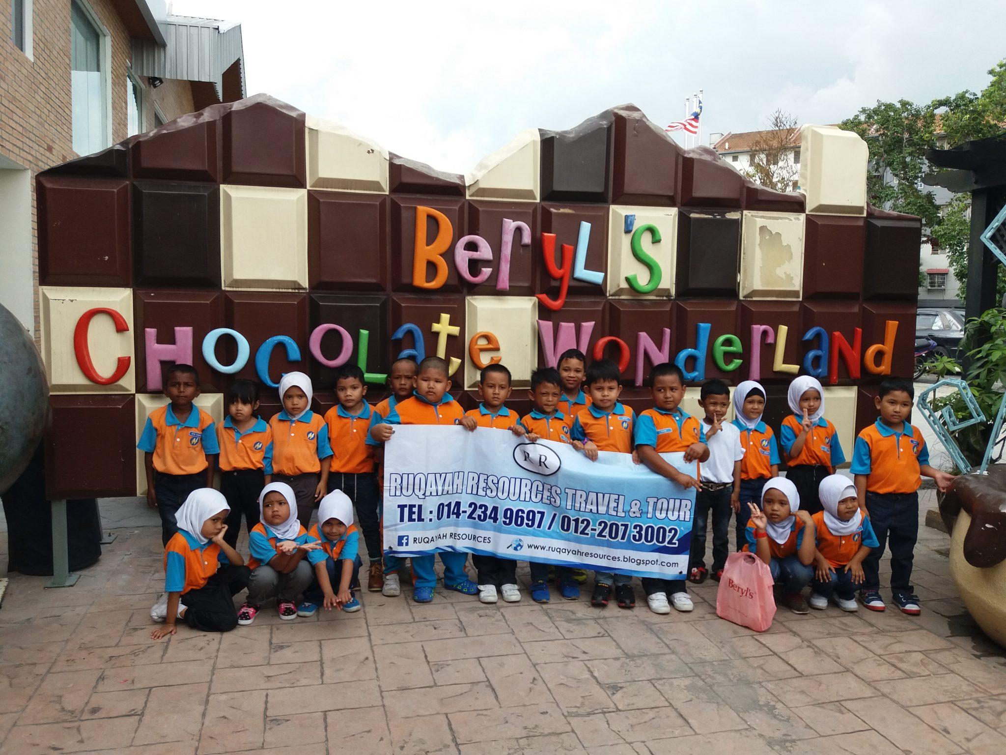 Pakej lawatan pelajar ke Putrajaya dan Kuala Lumpur