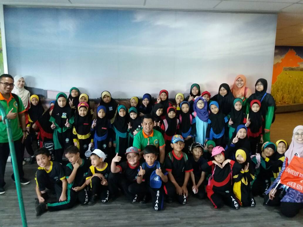 Pakej lawatan pelajar ke Sekinchan