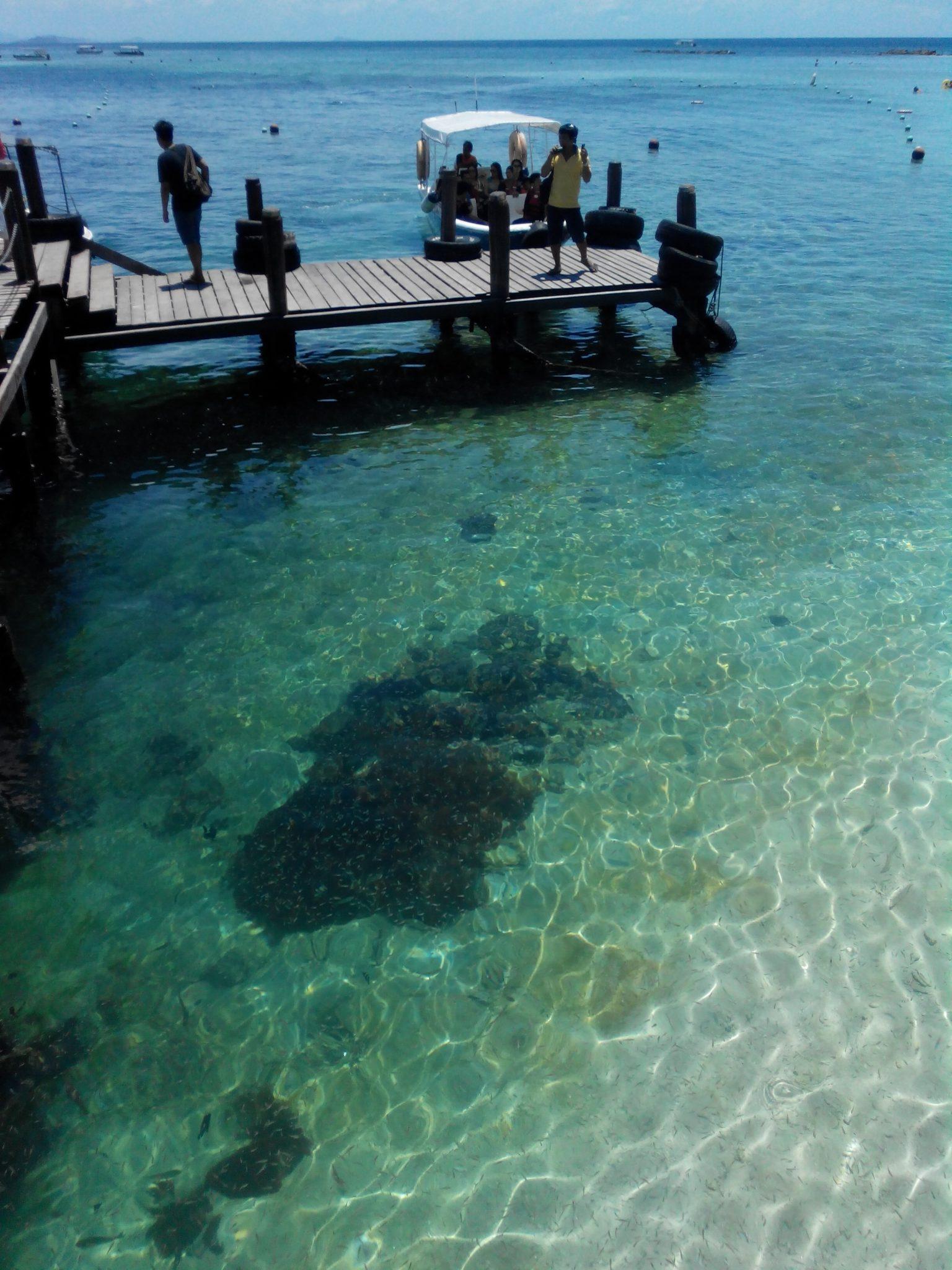 Percutian ke Kota Kinabalu Sabah
