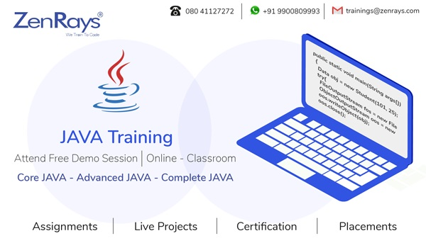 Best Java Training in Bangalore