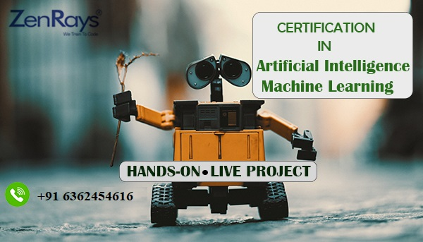 Best Artificial Intelligence and Machine Learning Bangalore
