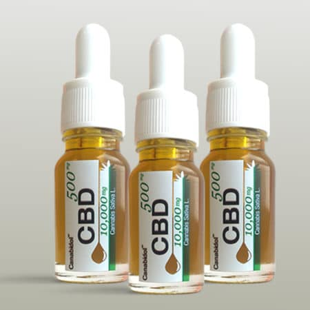 Pure CBD Hemp Oil 3% , 8% , 15%