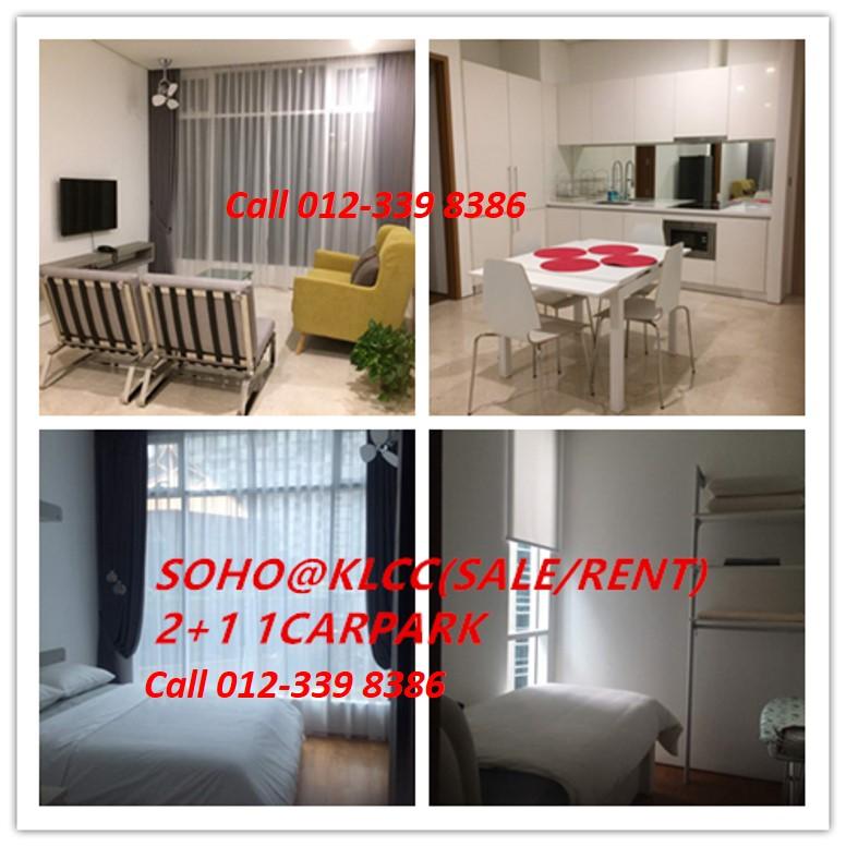 Sentral Residence For Rent