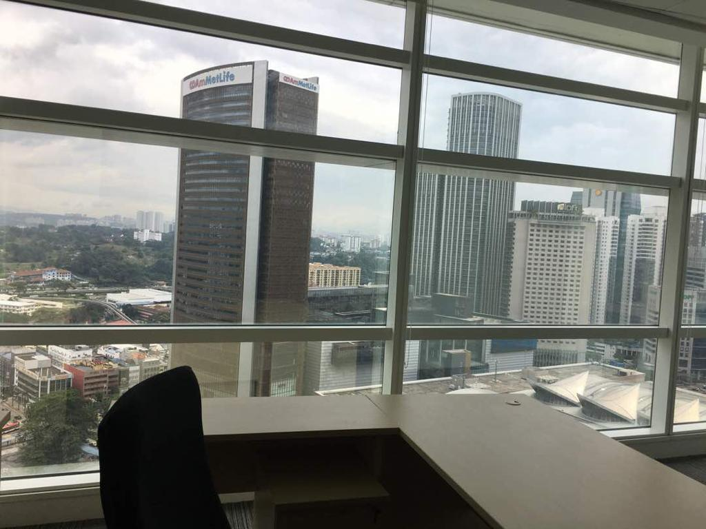 Fully Furnished Q Sentral Office For Rent