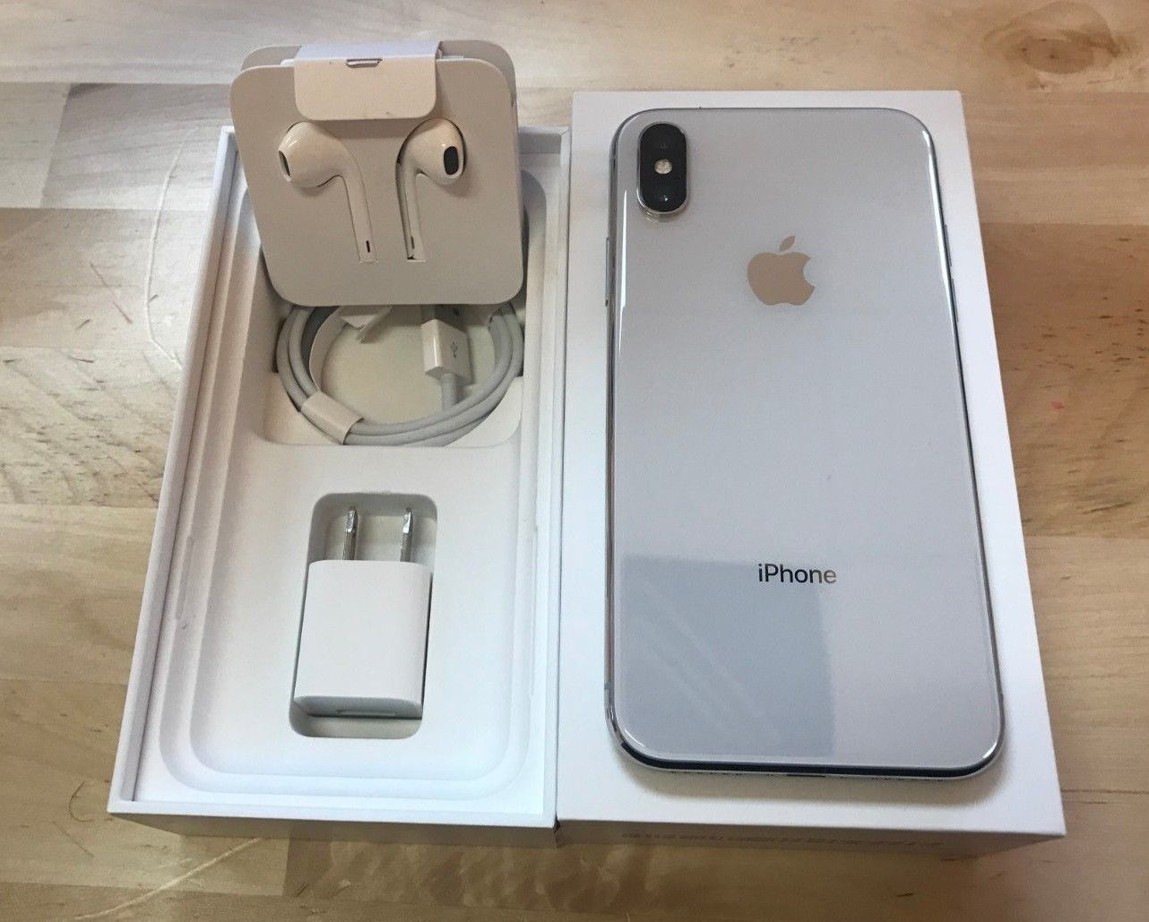 For Sale Apple IPhone X 265gb Gold Brand New (Sealed) $400