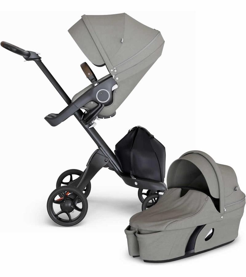 Stokke Xplory V6 Stroller & Carrycot