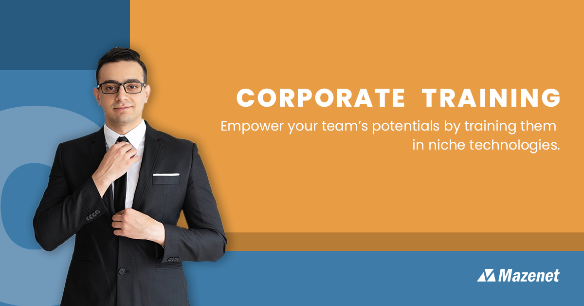 Corporate Training Services |Mazenet Solution|World-wide