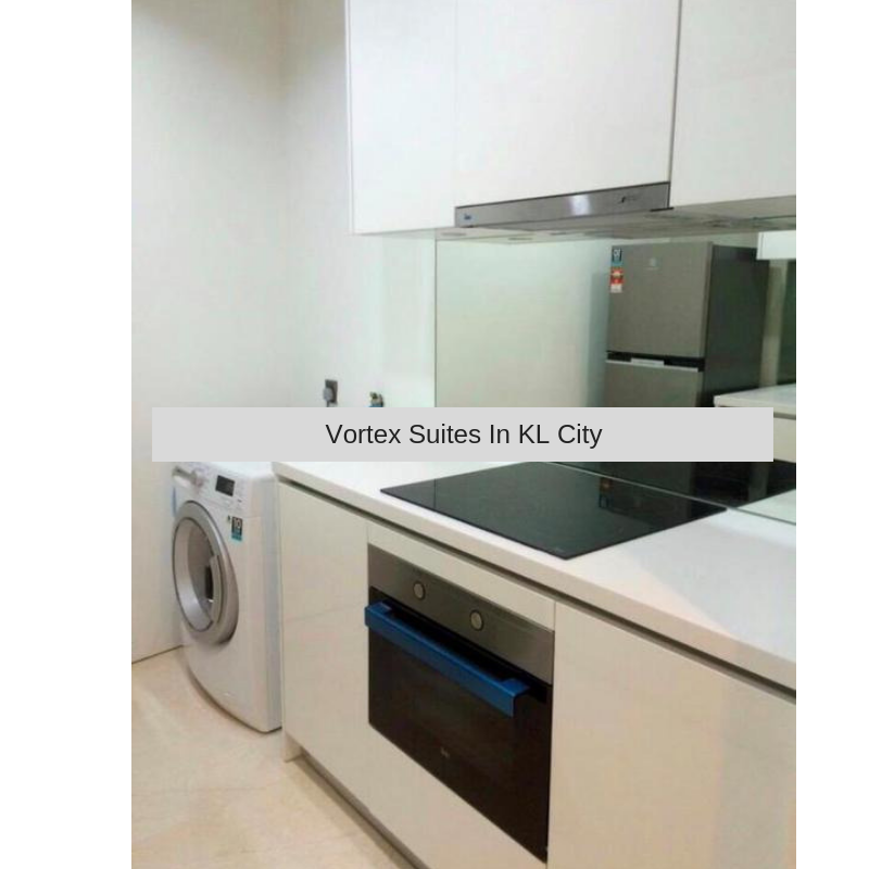 **** Serviced Residence at Vortex Suites, KLCC for SALE ****