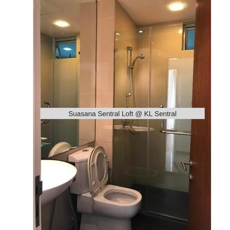 Suasana Sentral Loft @ KL Sentral