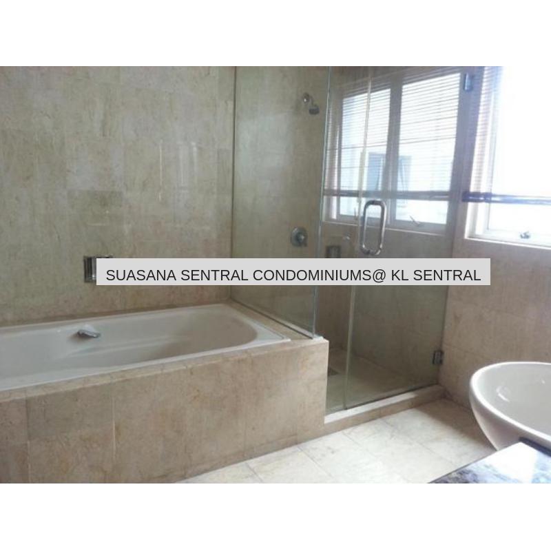 SUASANA SENTRAL CONDOMINIUMS@ KL SENTRAL