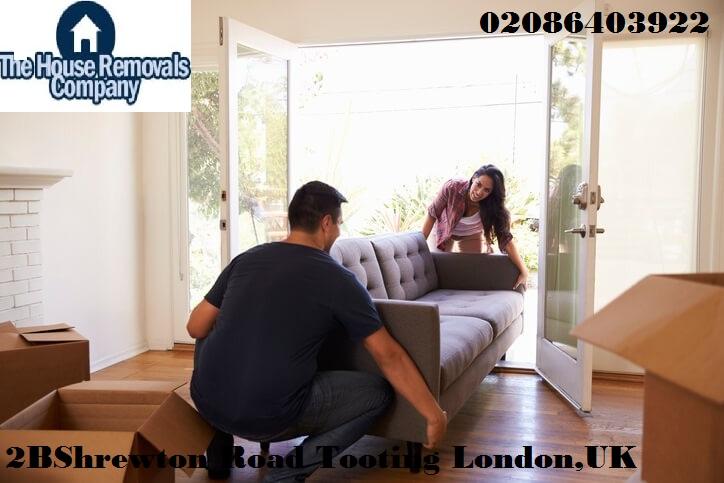 Man and Van Croydon – 02086403922