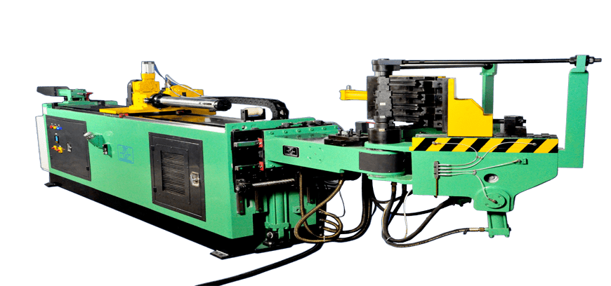 Five Axes Pipe Bending Machine
