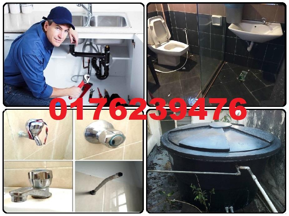tukang paip plumber 0176239476 azlan afik taman melawati
