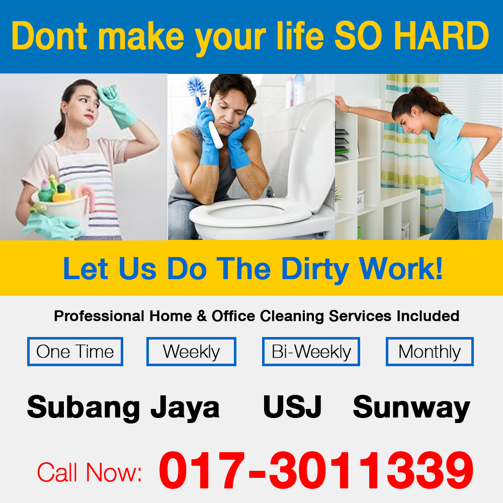 Subang Jaya Cleaning Services