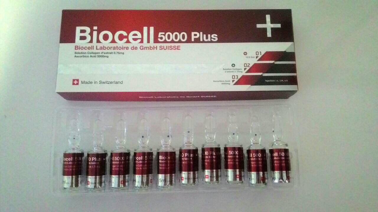 BIOCELL 5000 PLUS VITAMIN C COLLAGEN