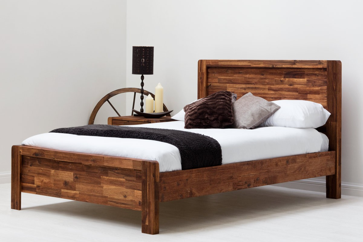 Teak Bed Frame -Majesteak